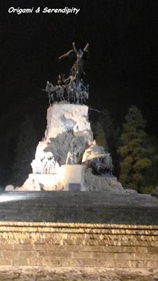 Cerro de la Gloria, Mendoza, Argentina, Elisa N, Blog de Viajes, Lifestyle, Travel