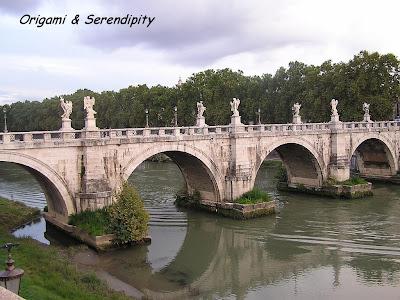 Puente Sant´Angelo, Vaticano, Roma,  Elisa N, Blog de Viajes, Lifestyle, Travel