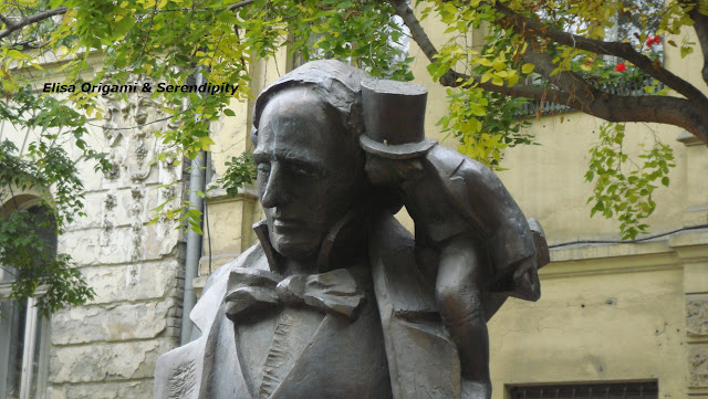 Estatuas insólitas en Bratislava, Elisa N, Blog de Viajes, Lifestyle, Travel