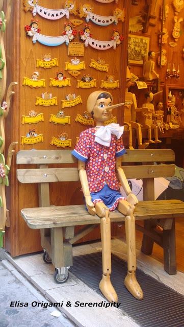Pinocchio, Pinocho, Roma, Elisa N, Blog de Viajes, Lifestyle, Travel
