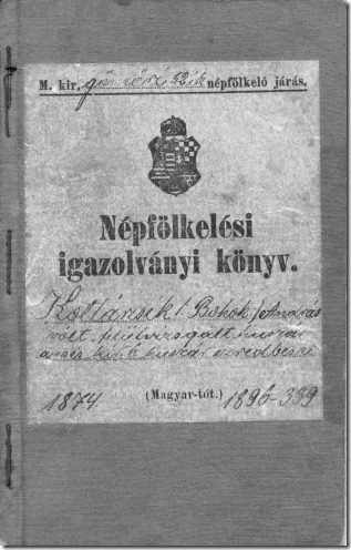 Military ID Book Cover