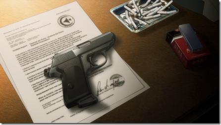 Если пистолет, то Вальтер