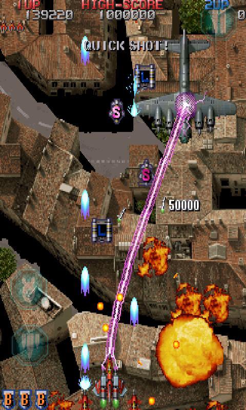 Raiden Legacy screenshot #3