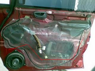 Diy Mengatasi Power Window Macet