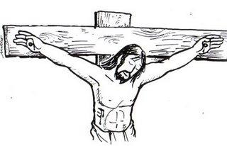 Dibujos De La Pasion De Cristo Para Pintar Y Colorear