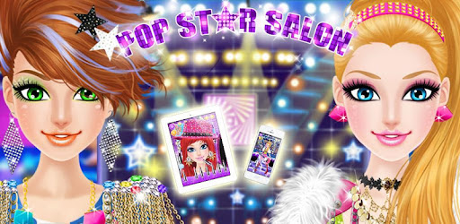 Let's dress up and sing out, you would be a new pop star!