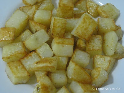 Simple Home Fries | Taste As You Go
