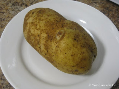 Russet Potato | Taste As You Go