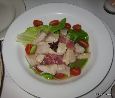 Ceviche Caribe at Ideya Latin Bistro in New York, NY - Photo by Taste As You Go