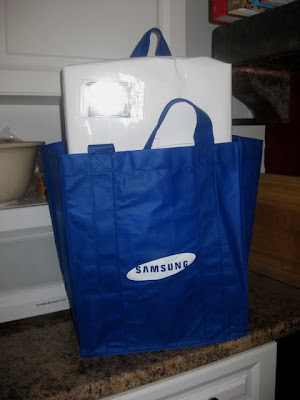 Samsung Gift Bag | Taste As You Go