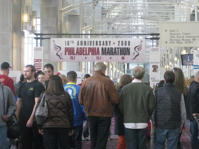 Philadelphia-Half-Marathon-Expo-Center-tasteasyougo.com