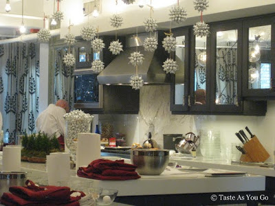 Kitchen at Robert Verdi's Luxe Laboratory in New York, NY   Taste As You Go