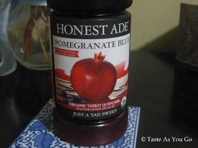 Honest Ade Pomegranate Blue | Taste As You Go