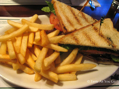 BLT at The Triple Crown Ale House & Restaurant in New York, NY - Photo by Taste As You Go