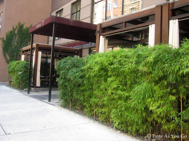 Exterior of Kittichai in New York, NY - Photo by Taste As You Go