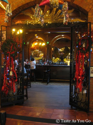 The Mariachi Bar at Mi Tierra Cafe & Bakery in San Antonio, TX - Photo by Taste As You Go