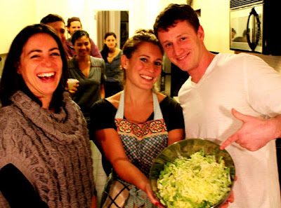 Robyn's Cooking Class - Courtesy of Robyn Youkilis