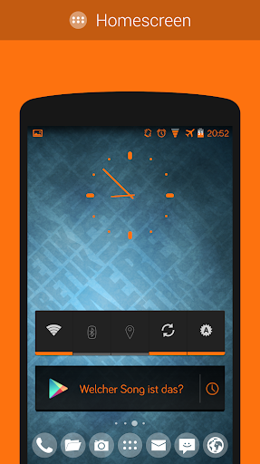 CM11 PA Theme - Orange