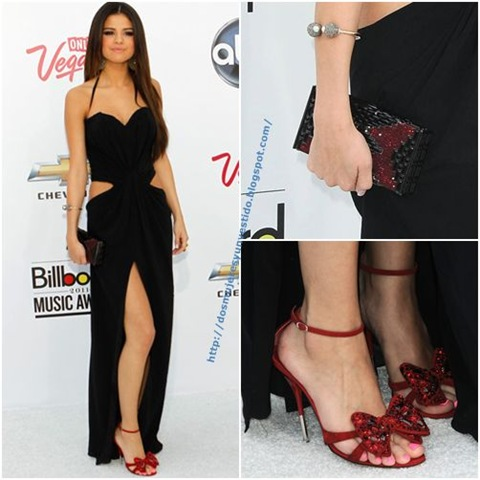Selena Gomez-arrives at the 2011 Billboard Music Awards
