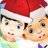 Baby care christmas games
