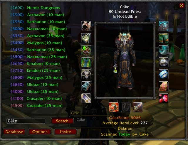 Learn here: Addons for wow recount