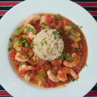 Slow Cooker Slow Cooker Shrimp Creole.