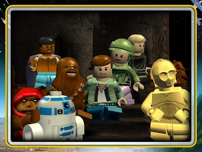 LEGO® Star Wars™:  TCS v1.7.50