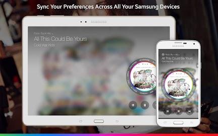 Samsung Milk Music Screenshot 15