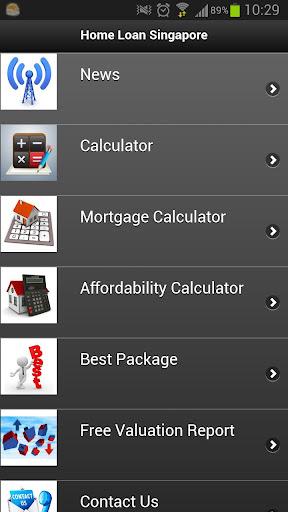 Singapore Mortgage Calculator