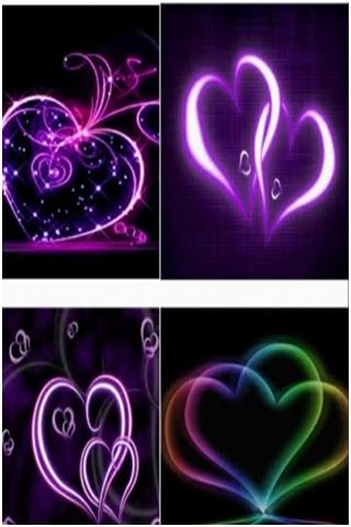 Hearts Luminous