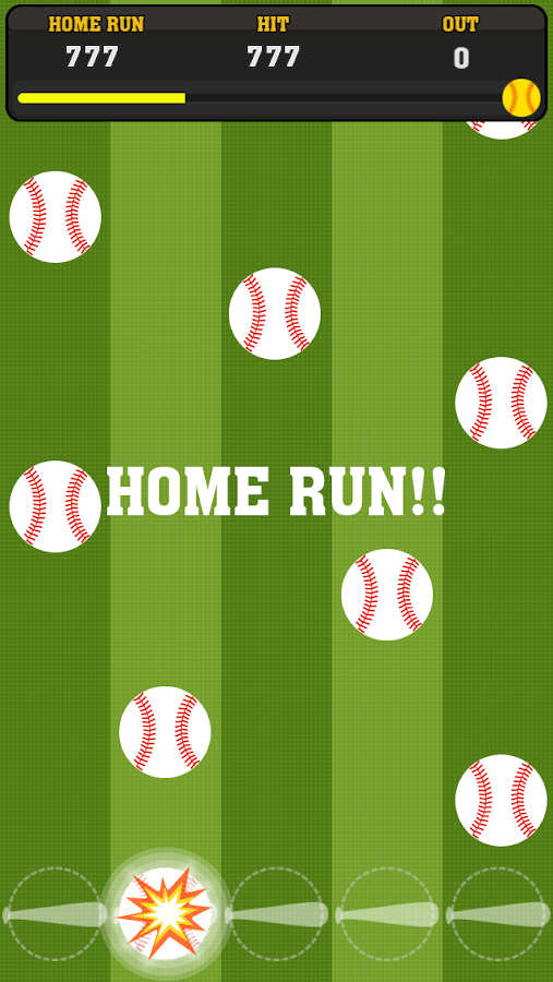 HOME RUN KING!- screenshot