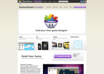 GameSalad Creator for Mac - Feed your inner game designer ™ - GameSalad.png