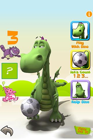 Learn and Play with Dino