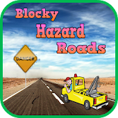 Blocky Hazard Roads