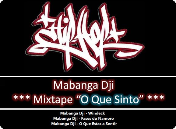 Mabanga Dji - Mixtape O Que Sinto [Promos]
