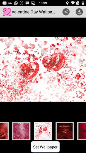 玩個人化App|Lovely Valentine Day Wallpaper免費|APP試玩