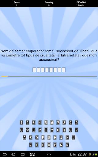 【免費娛樂App】Trivial Penjat - Joc preguntes-APP點子