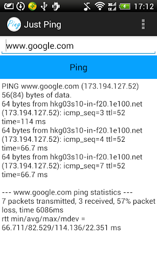 Just Ping