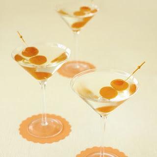 Citrus Martinis