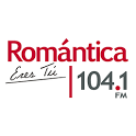 Radio Romantica 104.1 en vivo icon