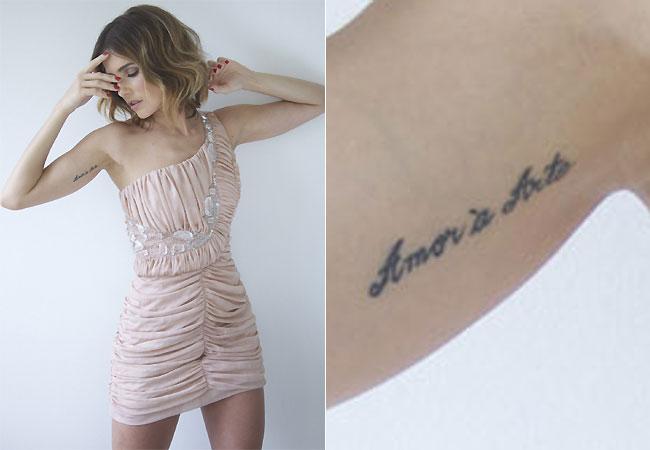 Frases De Tatuagens De Famosos 7 Quotes Links