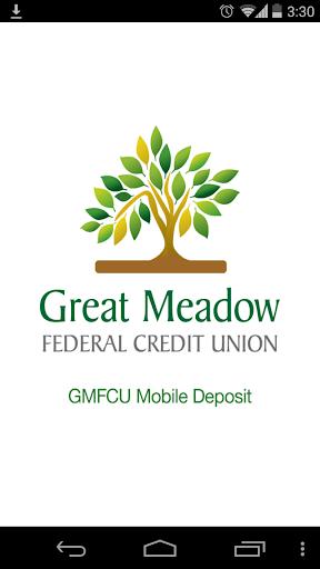 GMFCU Mobile Deposit