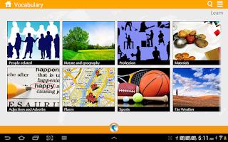 Screenshot of Learn Spanish by WAGmob