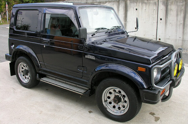 for sale 1993 suzuki jimny samurai widebody ih8mud forum. Black Bedroom Furniture Sets. Home Design Ideas
