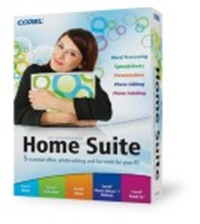 Corel Home Suite