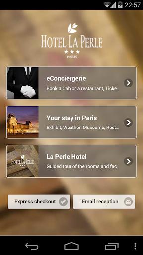 La Perle hotel - Saint Germain