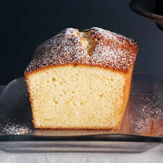 Citrus Pound Cake.