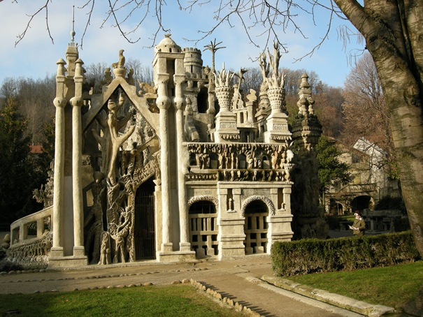 Ferdinand Cheval Palace a.k.a Ideal Palace (France)