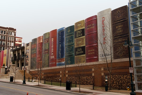Kansas City Public Library (Missouri, United States)