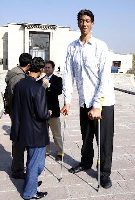 10 Tallest Men In The World Despadani